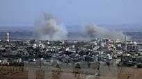 Bộ Quốc phòng Nga tuyên bố lực lượng IS bắt đầu rút khỏi Syria
