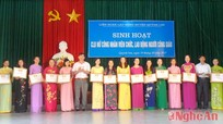 Các hoạt động chào mừng ngày Phụ nữ Việt Nam