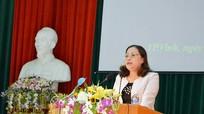 Đảng ủy Khối Các cơ quan tỉnh: Tập huấn nghiệp vụ công tác xây dựng Đảng