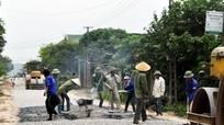 Gần 10.000 CCB ở Yên Thành hiến đất xây dựng nông thôn mới