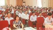 216 cấp ủy cơ sở được tập huấn nghiệp vụ công tác xây dựng Đảng