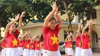 TP.Vinh: Sôi động Hội khỏe Phù Đổng cụm 2 Tiểu học