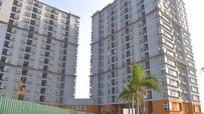 TP Vinh: Sắp hoàn thành 2 tòa nhà 16 tầng dành cho sinh viên ở