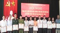 5 xã của TP Vinh đạt 19 tiêu chí nông thôn mới