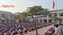 Quỳnh Lưu: 820 em học sinh tham gia chương trình chung tay tiết kiệm điện