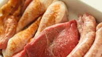 [Infographics] Nguy cơ ung thư do ăn nhiều thịt đỏ