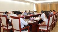 Đẩy mạnh hợp tác giữa UBND tỉnh và Tập đoàn FPT