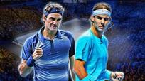 Federer đối đầu Nadal trước thềm ATP World Tour Finals