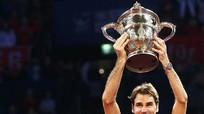 Đánh bại Nadal, Federer lần thứ bảy vô địch giải Basel