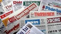 Thứ trưởng Trương Minh Tuấn phản bác quan điểm sai về Quy hoạch báo chí