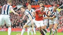 Man United - West Brom 2-0: Ơn giời, bàn thắng đây rồi!