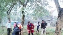 Phụ nữ phường Hưng Phúc (TP Vinh) chung tay vì môi trường
