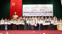 TP.Vinh tuyên dương 46 trưởng ban công tác mặt trận tiêu biểu