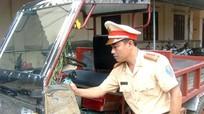 Kiểm tra, xử lý xe công nông, xe cơ giới tự chế 3 - 4 bánh