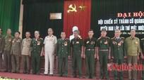 Nghi Lộc: Đại hội Hội chiến sỹ thành cổ Quảng Trị  lần thứ nhất