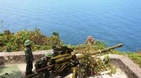 Quân khu 4 kiểm tra sẵn sàng chiến đấu tại Đảo Mắt