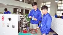 Hội thi thợ giỏi ngành cơ khí thanh niên năm 2015