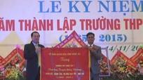 Trường THPT Nghi Lộc 2 Kỷ niệm 50 năm thành lập trường