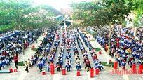 50 năm ngày thành lập trường THPT Đô Lương II: Nơi hội tụ niềm tin, mơ ước