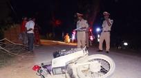 3 thanh niên tử vong sau cú đấu đầu với ô tô