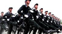 """Cảnh sát cơ động được """"hóa trang"""" khi tuần tra kiểm soát"""