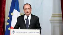 Tổng thống Hollande sẽ cho kéo dài tình trạng khẩn cấp trong vòng 3 tháng