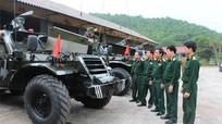 Tổng cục Kỹ thuật nghiệm thu cải tiến, nâng cấp xe thiết giáp BTR-152