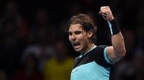Nadal hạ Murray, vào bán kết ATP Finals