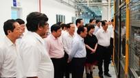 Lãnh đạo Thành phố Hồ Chí Minh thăm và làm việc tại Nghệ An