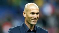 Zidane: 'Tôi chưa sẵn sàng làm huấn luyện viên Real'
