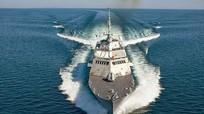 Mỹ điều chiến hạm mới nhất đến tuần tra ở Biển Đông