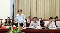 Thứ trưởng Bộ Giáo dục và Đào tạo làm việc tại Nghệ An