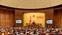 Hôm nay, Quốc hội bỏ phiếu thành lập Hội đồng Bầu cử Quốc gia