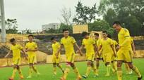 SLNA bổ sung 11 cầu thủ trẻ vào đội 1