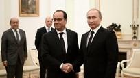 Nga và Pháp thúc đẩy hợp tác về Syria