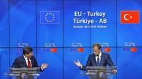 Thổ Nhĩ Kỳ và EU đạt thỏa thuận 3 tỷ EUR về khủng hoảng di cư