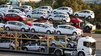 Người Việt chi 481 triệu USD nhập khẩu ô tô mỗi tháng
