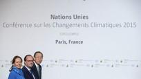 COP21 tham vọng giữ nhiệt độ nóng lên toàn cầu không quá 1,5˚C