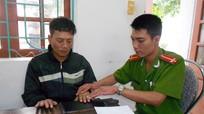 Công an Nghi Lộc bắt giữ hai đối tượng buôn bán ma túy