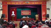Đại biểu HĐND giải đáp thắc mắc của cử tri xã Nghi Kiều