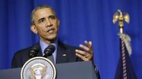 Obama: Biến đổi khí hậu là vấn đề cấp bách với kinh tế và an ninh