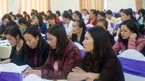 Hội nghị của 200 nữ ứng cử viên đại biểu HĐND các cấp