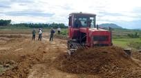 Tân Kỳ chuyển đổi xong 1.774 ha ruộng đất