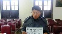 BĐBP Nghệ An bắt đối tượng vận chuyển 20,5 kg thuốc nổ