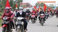 Tỷ lệ tăng dân số ở Nghệ An còn 1,00%