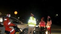 TP Vinh: Mất điện, giao thông hỗn loạn tại Ngã tư ga