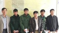 Tàu cá Hoàng Mai cứu sống 3 ngư dân Thanh Hóa bị nạn trên biển