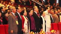 Phiên họp thứ nhất Đại hội Thi đua yêu nước toàn quốc lần thứ IX