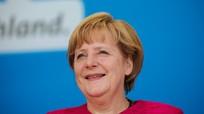 Thủ tướng Merkel được bầu chọn là Nhân vật của năm