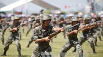 Cơ cấu tổ chức mới của quân đội Trung Quốc
